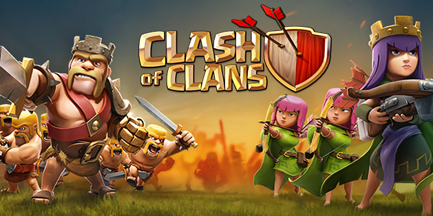 clash of clans bedava çarlar