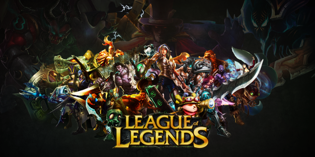 league of lefends adc