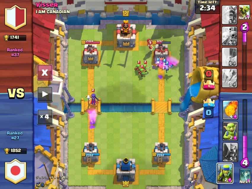 Clash Royale Savaş