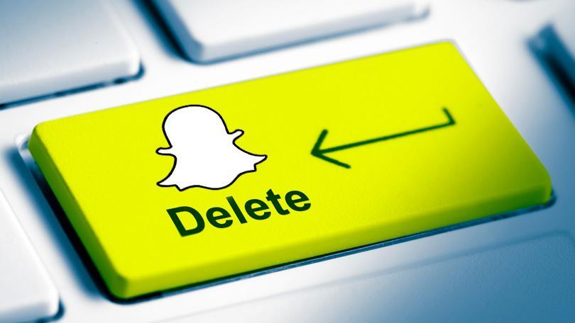 Snapchat Kaldırma